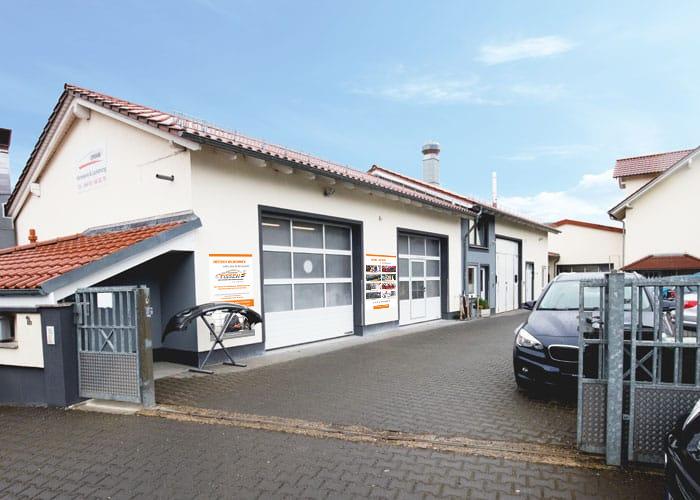Tissen Standort Biebertal-Krumbach
